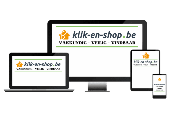 logo klik-en-shop be groen transparant